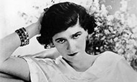 """Fashion Quote: """"Fashion becomes unfashionable, style never"""" by Coco Chanel"""