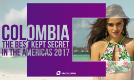 Colombia - The Best Kept Secret in the Americas 2017