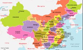 Country Report: China - Pearl River Delta