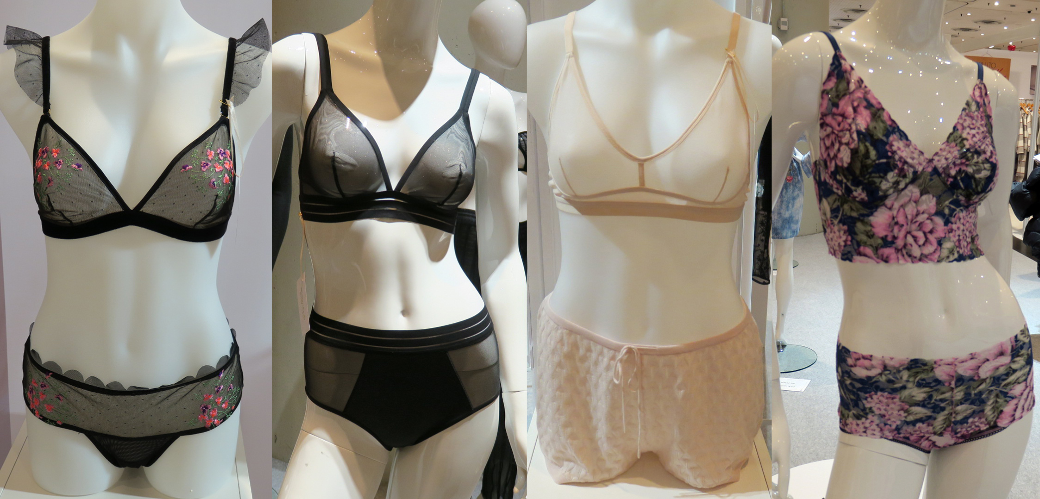 Much of modern lingerie is sleek and minimalistic c108b561e