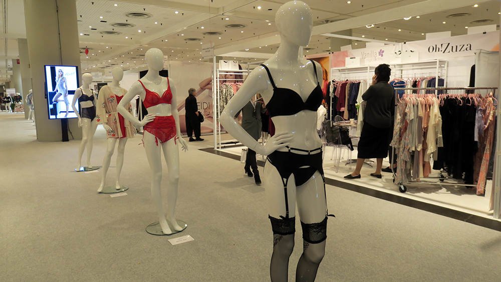 13633d7655 Comfort is key to the future of lingerie