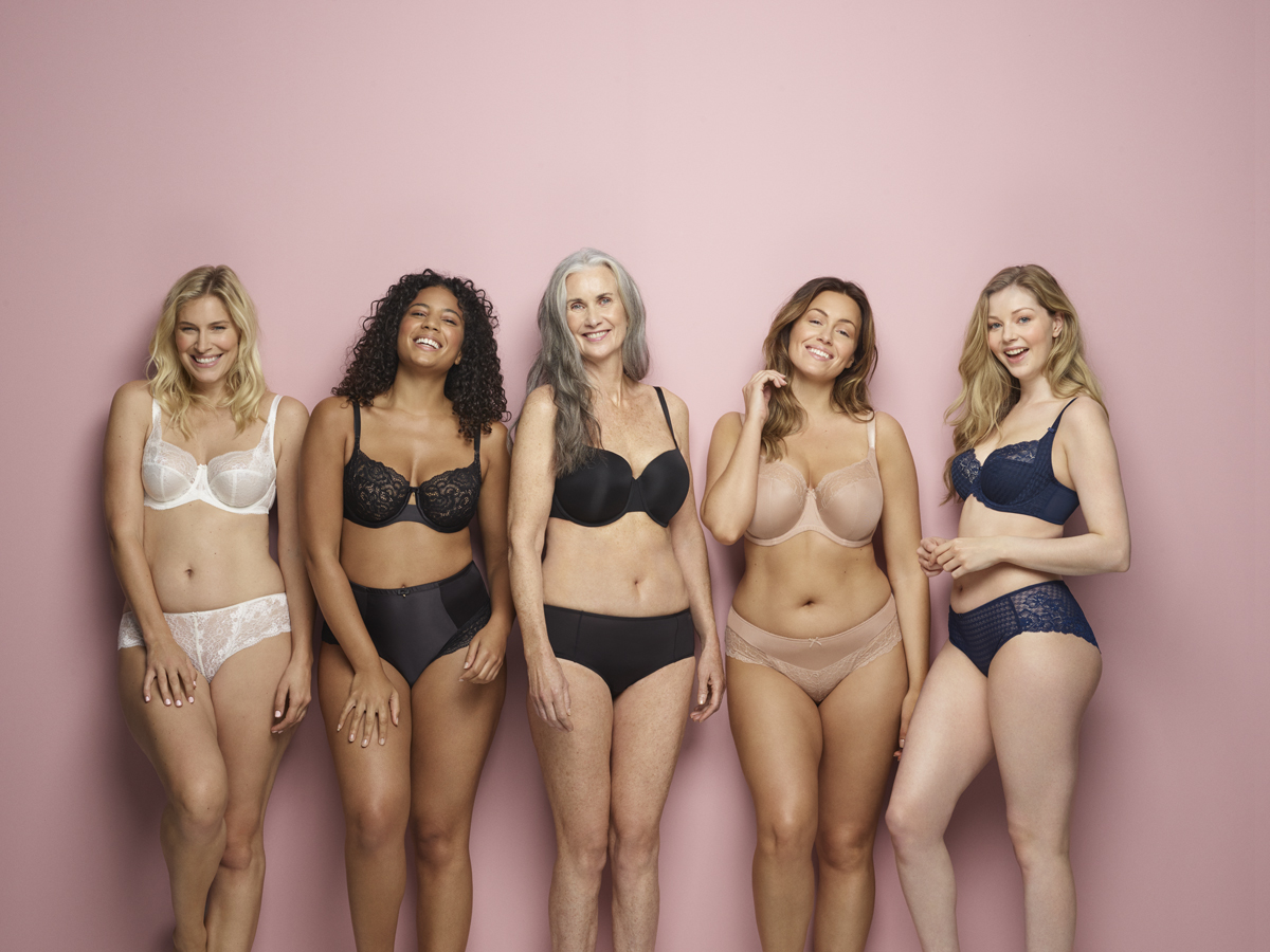 2b81eb3c8 Award-winning British lingerie brand specializing in size D-K bras